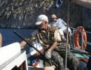 Работа с борта яхты МАЯНА